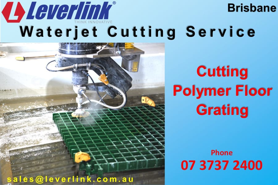 BL900x600 B. LEVERLINK Waterjet cutting service Industry Mines Quarry Polymers