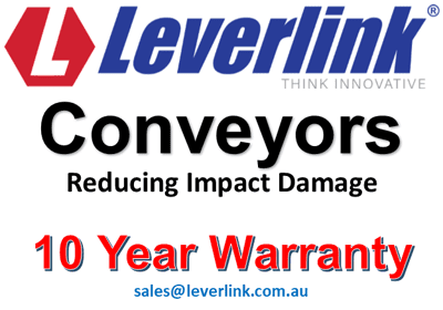 LEVERLINK Dynamic Impact Beds-Conveyor load zone-Transfer points-Coal mining.