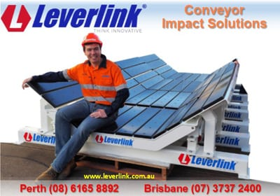 Leverlink dynamic impact beds