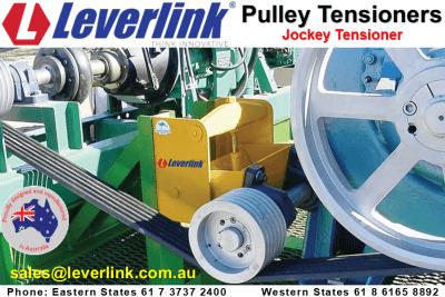 LEVERLINK-Belt-Jockey-Tensioner-Water Pumps-Agriculture