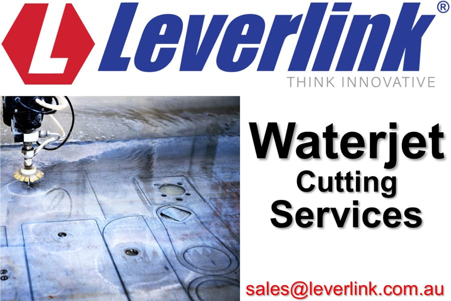 LEVERLINK Queensland Waterjet for Industry, Quarries and Mines.