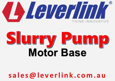 LEVERLINK Slurry Pump-Motorbase-Motor Base.
