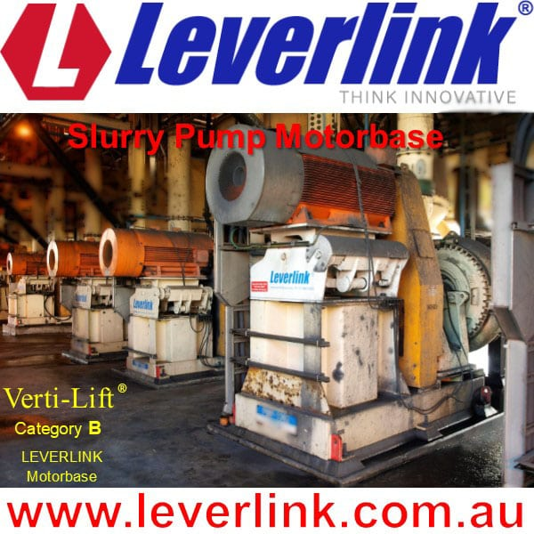 LEVERLINK-VL-Series-Motorbase-being-used-on-Slurry-Pump-1