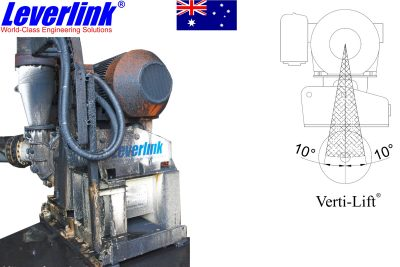 LEVERLINK-VL310-Slurry-pump