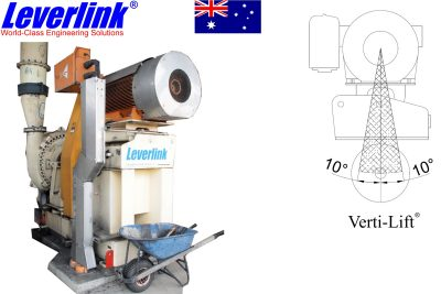 LEVERLINK-VL311-Slurry-pump