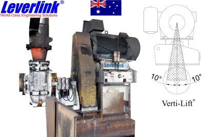 LEVERLINK-VL313-Slurry-pump