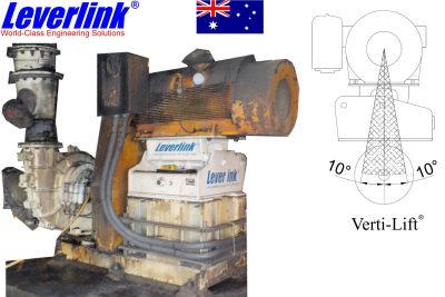 LEVERLINK-VL315-Slurry-pump