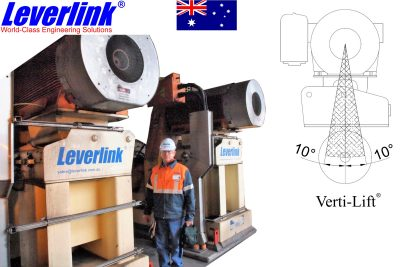 LEVERLINK-VL316-Slurry-pump