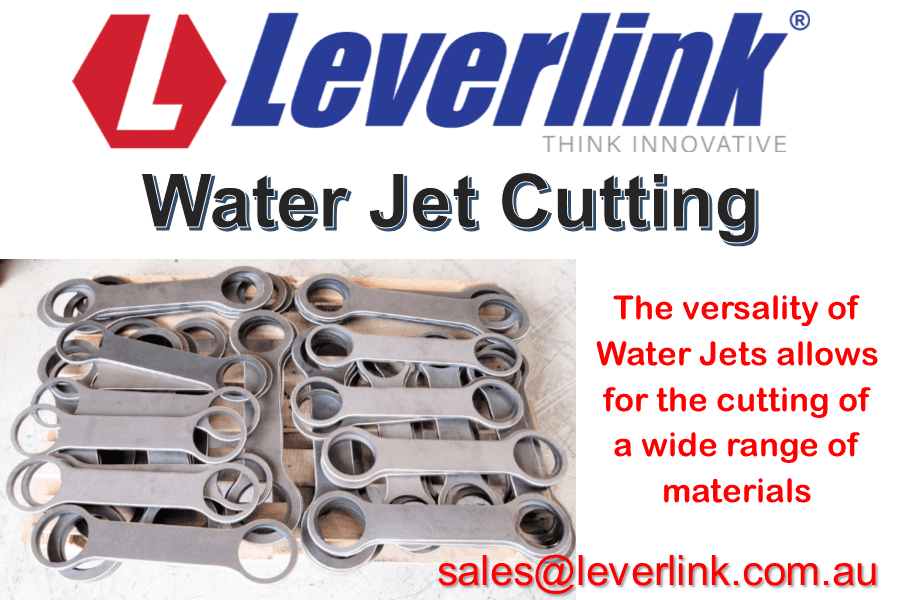 LEVERLINK WaterJet Cutting-Fabrication-Abrasive-Plastics-Glass-Rubber-Brisbane-Manufacturing-Australia-Queensland