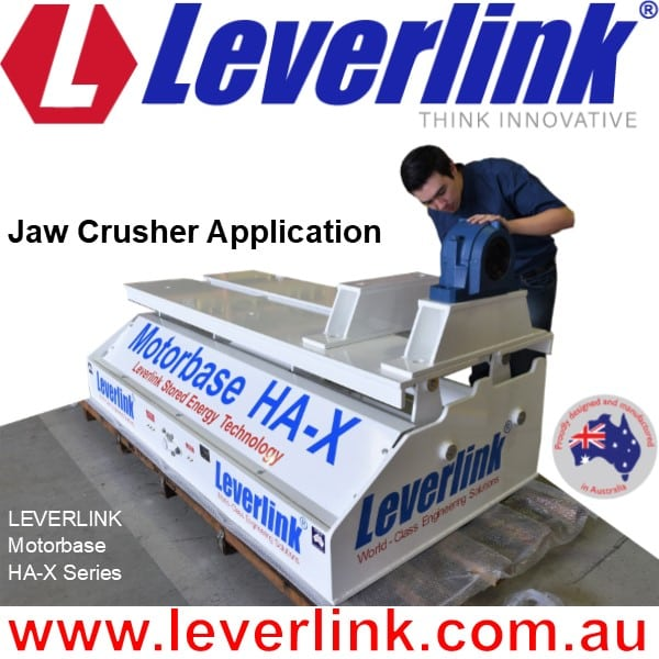 LEVERLINK-motorbase-LEVERLINK-HA-X-series-motorbase-Slurry-pump-Overhead-drive-Self-tensioning-motorbase-Tensioning-Motorbase-for-slurry-pump-Quarry-Crusher-2