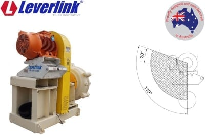 Leverlink-slurry-pump-motor-base
