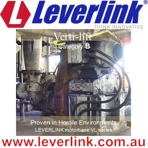 LEVERLINK-Slurry-Pump-Vertical-Up-Motorbase-being-used-on-Pump-in-a-Quarry-2