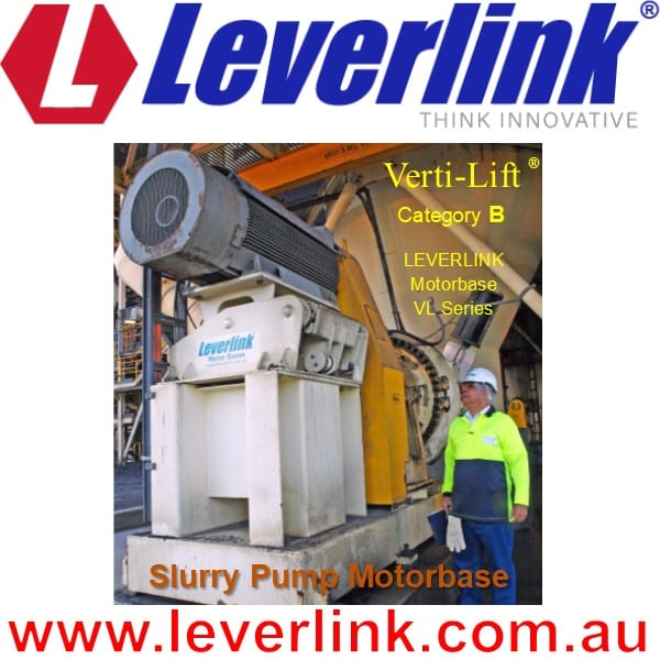LEVERLINK-VD-Motorbase-fitted-to-Warman-sump-pump-2