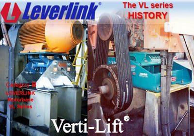 VL series motorbase history