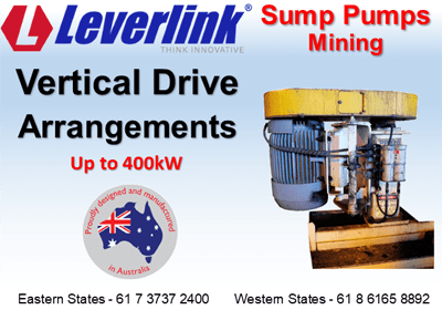 Mine Sump Pumps-Vertical Drives-Belt Drives-Water Pumps-Irrigation pumps-LEVERLINK-1