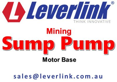R2. Mine Sump Pumps-Motor Base-LEVERLINK-1
