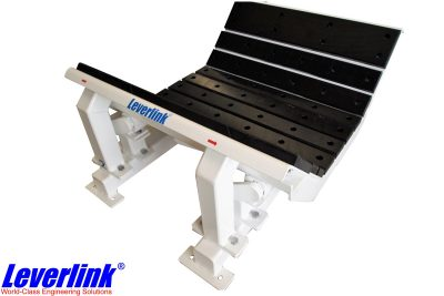 Minimise impact damage with a Leverlink impact bed